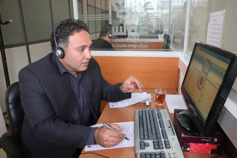 گلستان | پاسخگویی مدیرکل ومسئولین بهزیستی استان به مددجویان در مرکز سامد