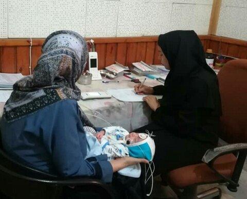 ۱۵۰ هزار نوزاد در استان خراسان جنوبی غربالگری شنوایی شدند