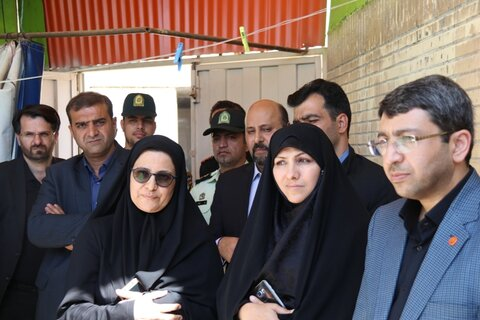 گزارش تصویری  دومین روز سفر رئیس سازمان بهزیستی کشور به اصفهان
