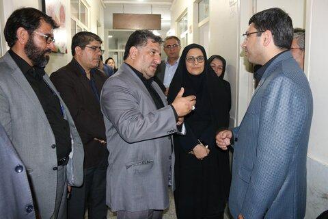 گزارش تصویری  سفر رئیس سازمان بهزیستی کشور به استان اصفهان