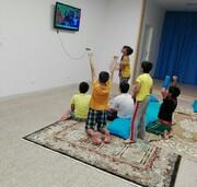 گزارش تصویری ا تماشای فوتبال در مراکز تحت نظارت بهزیستی استان سمنان