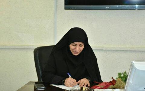 پیام تبریک سرپرست معاونت توسعه پیشگیری سازمان بهزیستی کشور و مدیرکل بهزیستی استان کرمانشاه به مناسبت روز ملی فیزیوتراپ