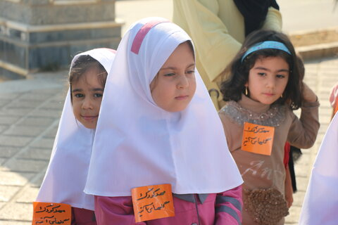 گزارش تصویری| روز جهانی کودک