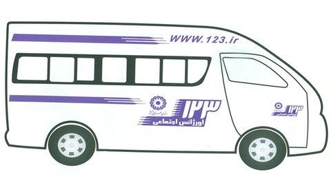 آشنایی با خدمات اورژانس 123