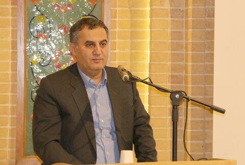 « دکتر محمد سعید محمدی » سرپرست معاونت پشتیبانی و منابع انسانی بهزیستی استان اصفهان شد