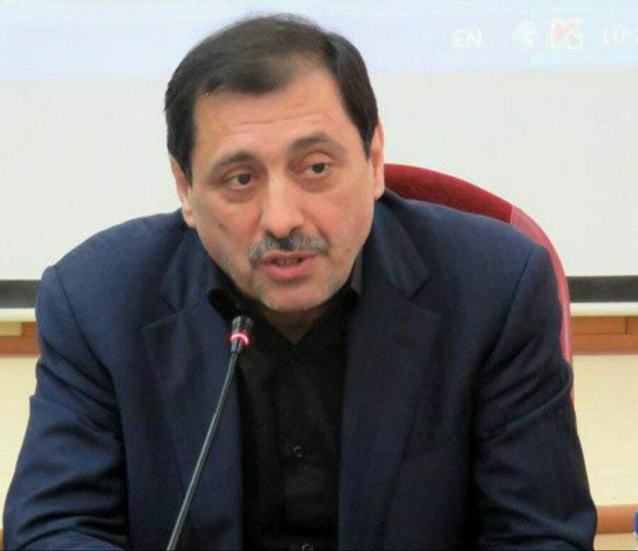 پیام تبریک مدیرکل بهزیستی استان قزوین بمناسبت ولادت حضرت علی (ع ) و روز مددکار