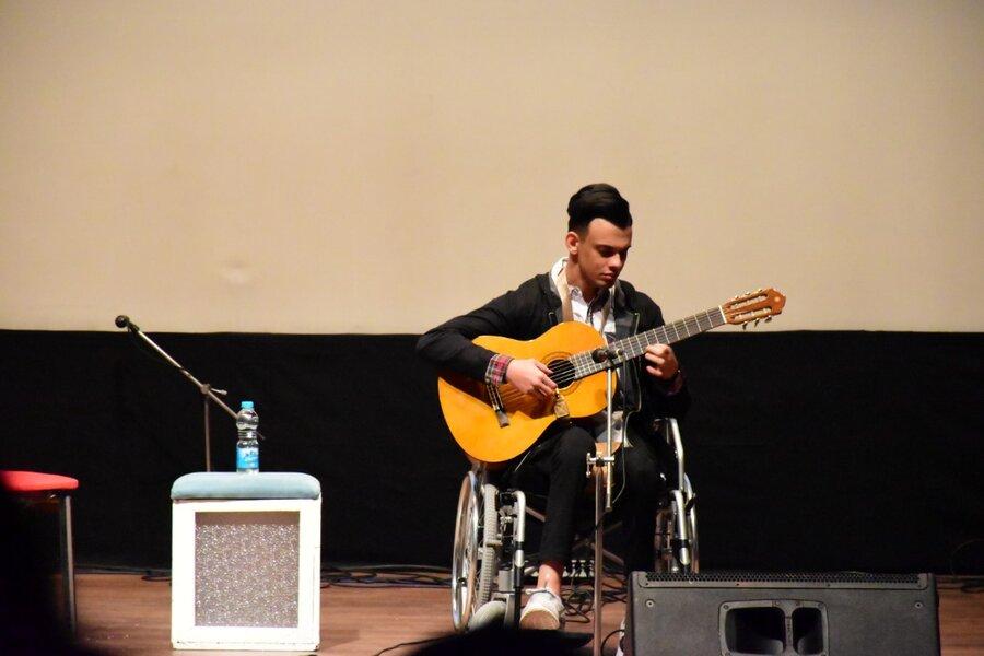 فیلم | تیزر اختتامیه جشنواره موسیقی مجازی معلولین