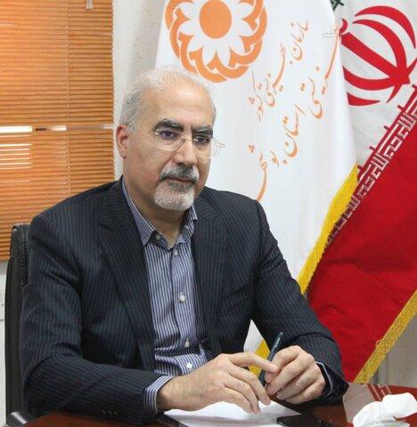 دکتر حاجیونی ، مدیرکل بهزیستی استان بوشهر شد