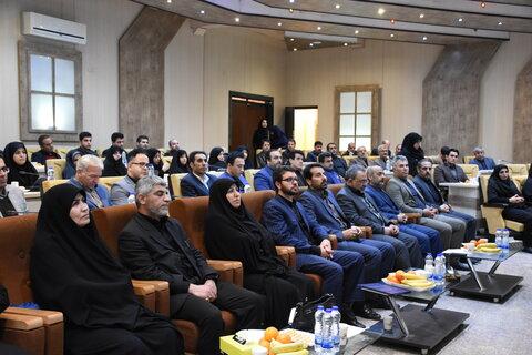 رئیس جدید حراست بهزیستی استان کرمانشاه معرفی شد