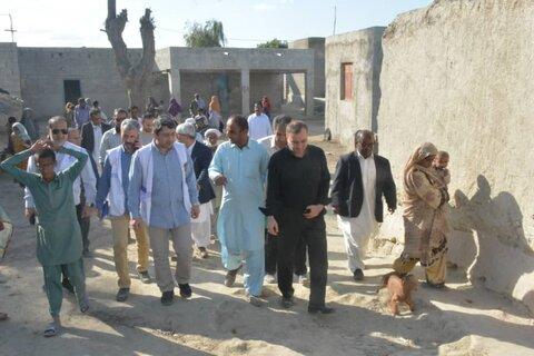 صوت| سخنان رئیس سازمان بهزیستی کشور در حاشیه بازدید از مناطق آسیب دیده از سیل در استان سیستان و بلوچستان