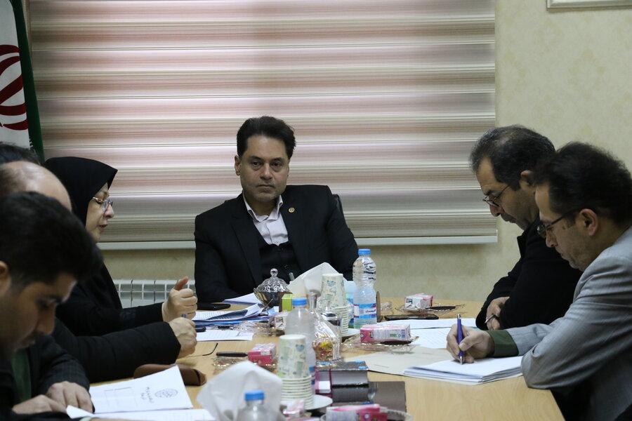 برگزاری سومین جلسه کمیته ماده ۱۶ استان