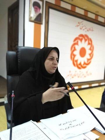 با هم بشنویم|پویش ضیافت همدلی مدیریت بهزیستی شهرستان بوشهر