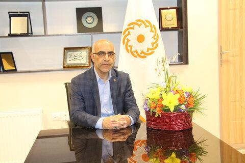 پیام تبریک  مدیر کل به مناسبت آغاز دهه فجر