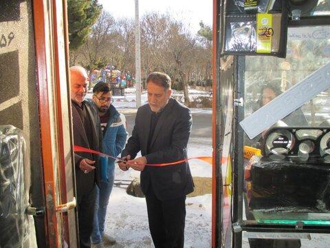 افتتاح 3 طرح اشتغالزایی در شهرستان آشتیان به مناسبت فرا رسیدن دهه مبارک فجر
