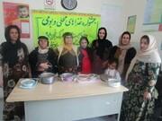 برگزاری جشنواره غذاهای بومی محلی در روستای گادمه گیتر دیواندره