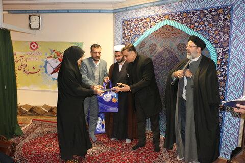 گزارش تصویری| تقدیر از برگزیدگان جشنواره قرآن و عترت