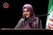 ببینید| سخنان احساسی «گیتی خامنه» مجری پیشکسوت صدا و سیمای جمهوری اسلامی ایران در آیین اختتامیه جشنواره مادرانه