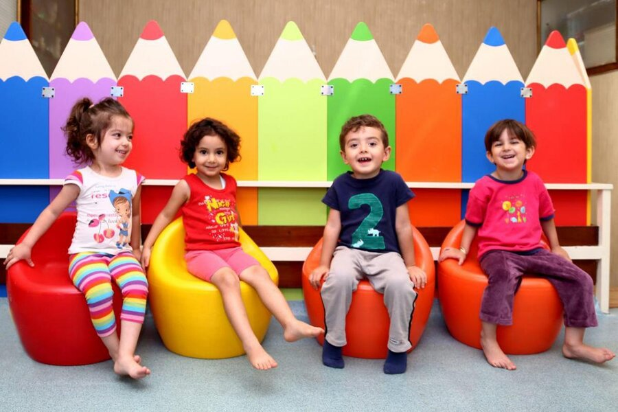 Fabric and plastic toys must be collected at kindergartens