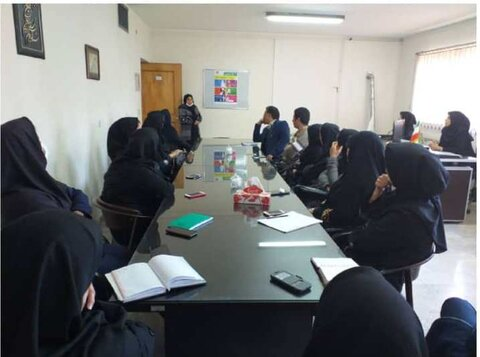 گزارش تصویری اقدامات شاخص بهزیستی استان مرکزی  در پیشگیری از ویروس کرونا