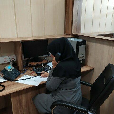 مشاوره تلفنی ۱۴۸۰ بهزیستی استان یزد