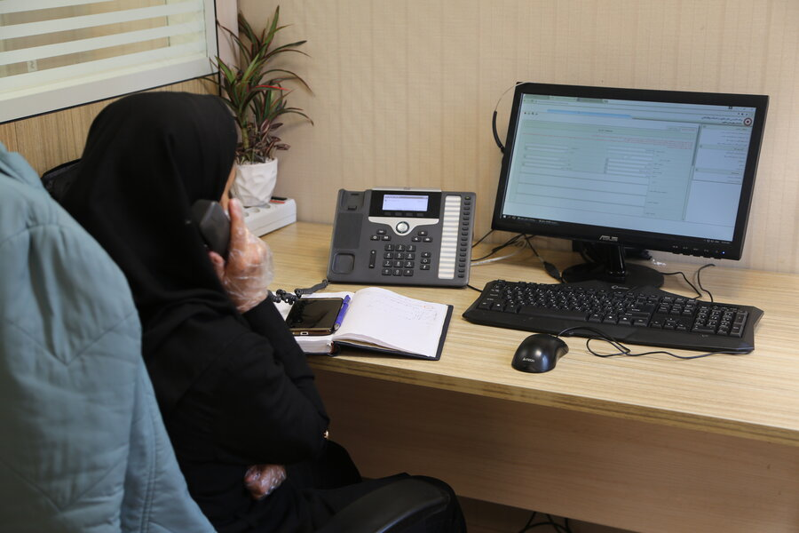 زنان بیشترین تماس را با خط تلفنی ۱۴۸۰ دارند/ تماسهای مردم با ۱۴۸۰ تحتالشعاع کرونا قرار گرفته است
