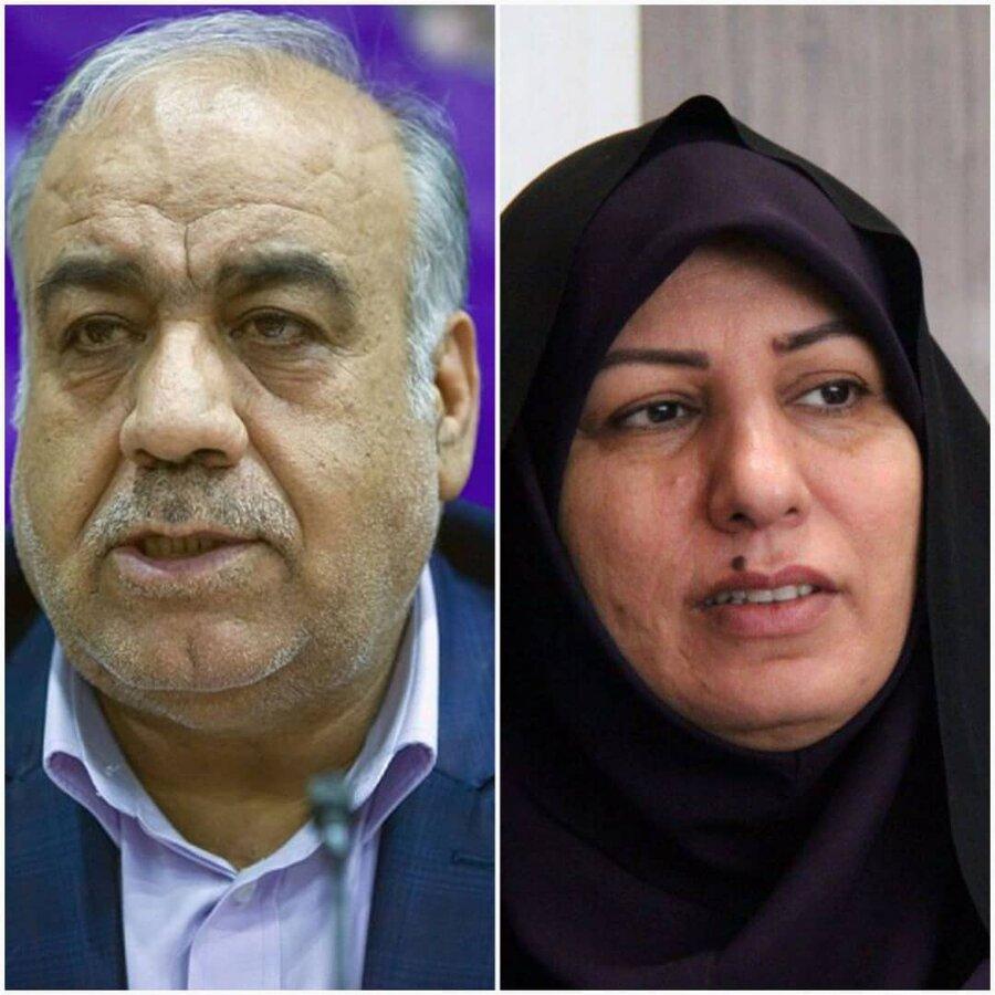 مدیر کل بهزیستی کرمانشاه مسئول کمیته بهداشت روانی ستاد استانی مدیریت بیماری کرونا شد