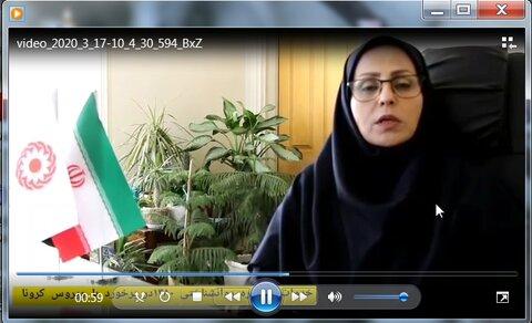 فیلم / خدمات مشاوره ای مرکز 1480 در برخورد با ویروس کرونا
