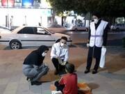 کلیپ| طرح پیشگیری از ابتلای کودکان کار خیابان به کرونا