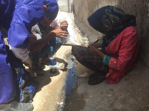 ۲۰ زن معتاد متجاهر باردار در مراکز تهران نگهداری میشوند/ نوزادان معتاد ترک داده میشوند