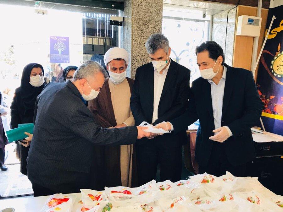 پویش یک روزه مهربانی اجتماعی توسط کانون مراکز مددکاری اجتماعی استان گیلان برگزار شد