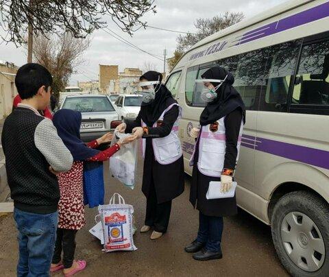 فیلم  اقدامات اورژانس اجتماعی بهزیستی استان زنجان در پیشگیری از شیوع کووید در بین جامعه هدف و کودکان کار19