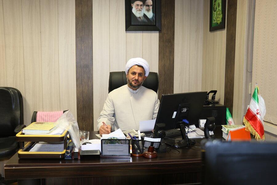 مشاور مدیرکل در امور مذهبی و اجتماعی بهزیستی گیلان منصوب شد