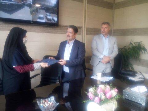 رئیس جدید اداره فناوری، اطلاعات، ارتباطات و تحول اداری بهزیستی استان کرمانشاه منصوب شد