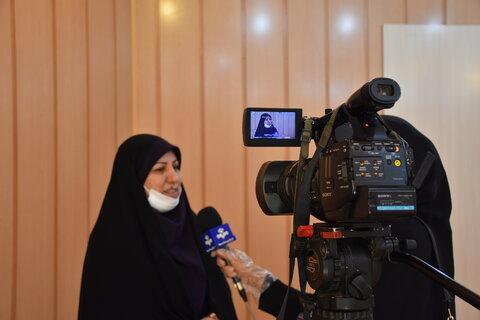فیلم| گزارش خبرنگار صداوسیما کرمانشاه از نشست خبری مدیرکل بهزیستی استان کرمانشاه به منظور تشریح خدمات بهزیستی در بحران کرونا
