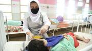 گزارش تصویری| حال و هوای مرکز نگهداری از افراد دارای معلولیت ذهنی و جسمی امام علی (ع) در روزهای کرونایی