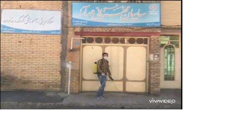 فیلم/ اجرای طرح پیشگیری از بیماری کرونا در بین کودکان کار و خیابان استان چهارمحال و بختیاری