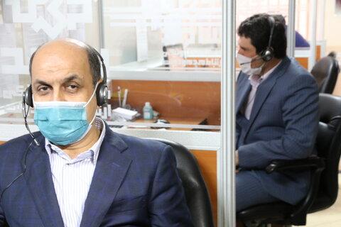 فیلم| پاسخگویی مستقیم به درخواست های شهروندان گلستانی توسط مدیرکل بهزیستی و استاندار در سامانه سامد