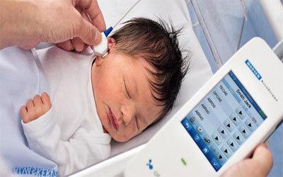 نحوه شروع مجدد« غربالگری شنوایی نوزادان و شیرخواران»اعلام شد