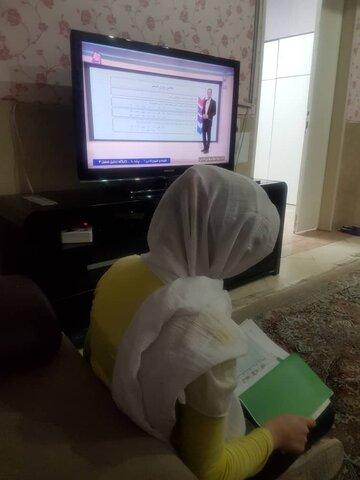 گزارش تصویری | مراکز نگهداری کودکان بهزیستی قزوین در روزهای کرونایی