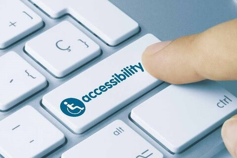 مشکل دسترسپذیر کردن اینترنت برای نابینایان / طراحان استانداردها را نمیدانند