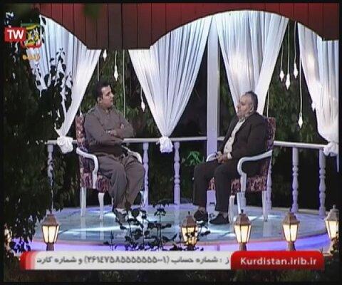 فیلم / حضور مدیر کل بهزیستی کردستان در برنامه زنده تلویزیونی