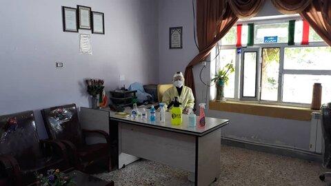 گزارش تصویری/خدمات دهی به مددجویان مرکز شبانه روزی علی ابن مهزیار(ع)