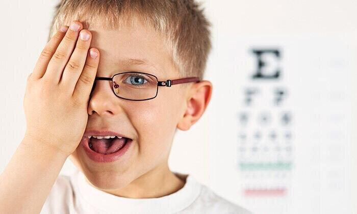 موشن گرافیک| طرح پیشگیری از تنبلی چشم