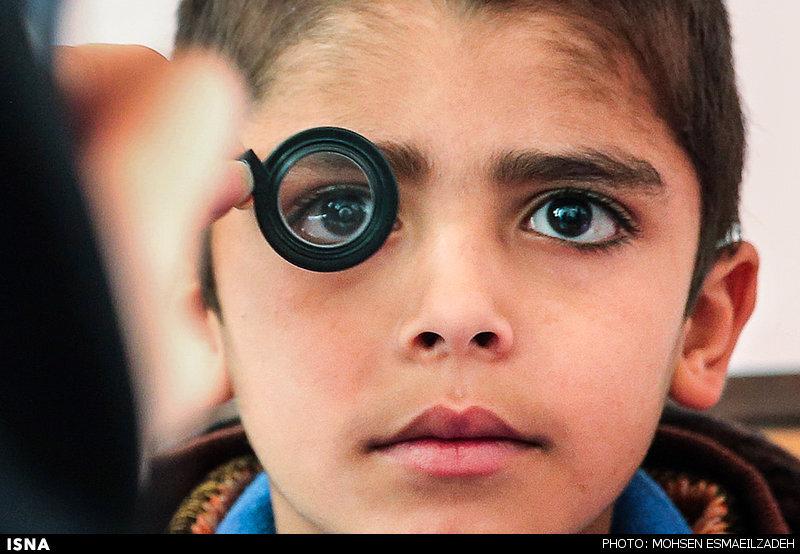 تغییرات برنامه زمانی غربالگری بینایی کودکان ۳ تا ۶ ساله/تدابیر کرونایی غربالگری