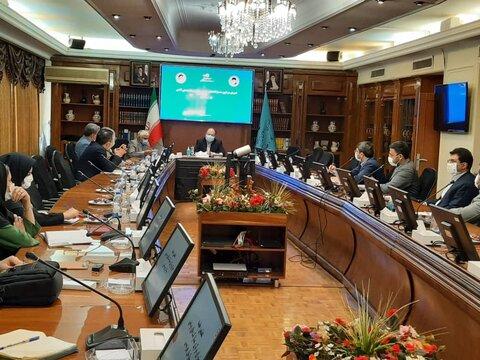 گزارش تصویری| هفتمین نشست شورای مرکزی مشارکت های مردمی سازمان بهزیستی