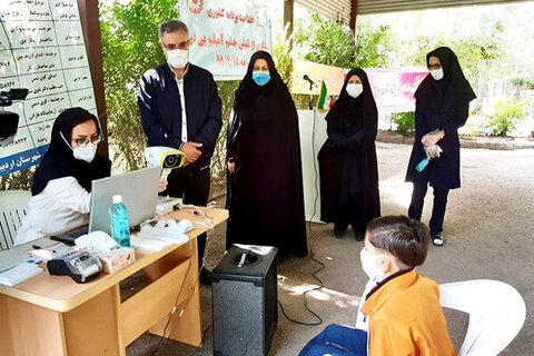 پیشبینی غربالگری بینایی ۷۶ هزار کودک در استان اردبیل