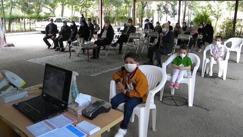 ۷۶ هزار کودک در اردبیل غربالگری بینایی می شوند