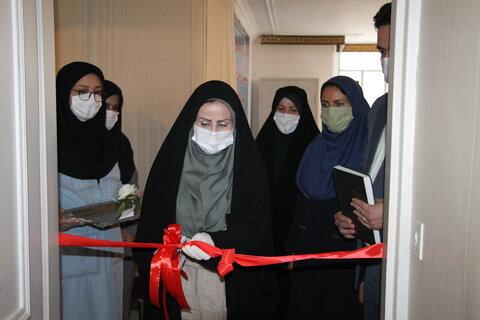 گزارش تصویری /افتتاحیه برنامه پیشگیری از تنبلی چشم