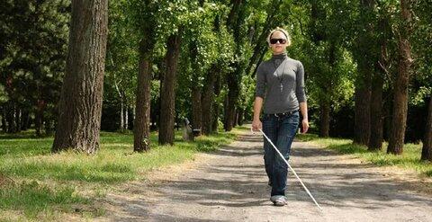 برخی نابینایان همچنان میتوانند ببینند!
