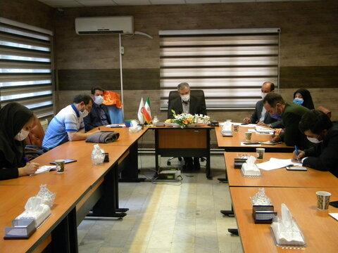 نشست خبری مدیرکل بهزیستی استان اردبیل در هفته بهزیستی
